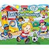 Fisher-Price Let's Get Moving! (Fisher Price Little People) ~ Fisher-Price(TM)