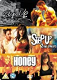 Step Up / Step Up 2: The Streets / Honey [DVD]