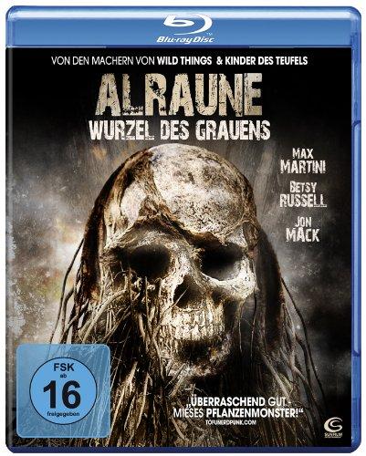 Alraune - Die Wurzel des Grauens [Blu-ray]