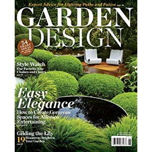 Garden Design (1-year auto-renewal)