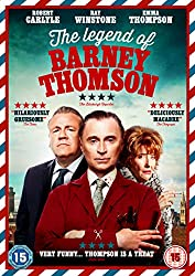 The Legend of Barney Thomson [DVD]