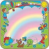 Tomy Aquadoodle Rainbow Kids Toy Mat Drawing Water Pens No Mess Activity Aqua