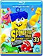 The Spongebob Movie: Sponge Out of Water [Blu-ray 3D + Blu-ray]