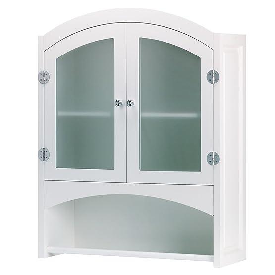Koehler 77,5cm armadietto per il bagno, altri, bianco