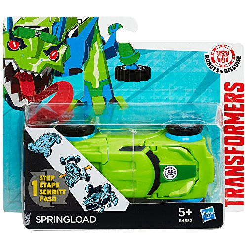 Transformers - RID One-Step, Springload
