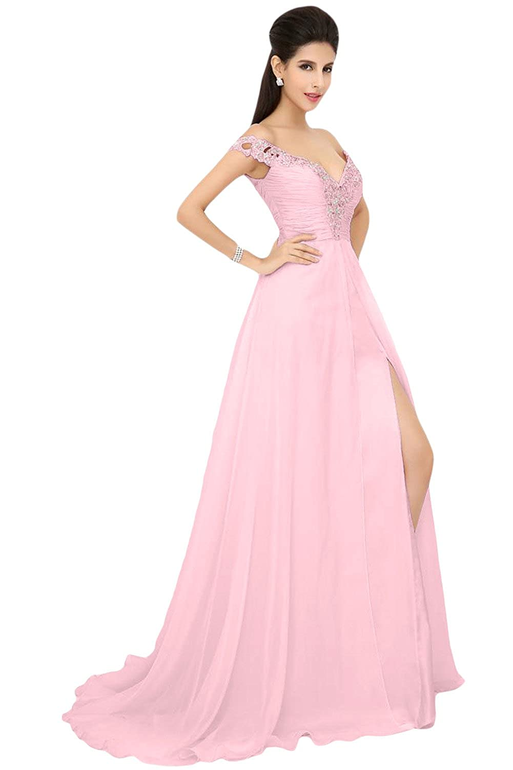Pink wedding dresses lots of wedding for Amazon cheap wedding dresses