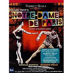 Roland Petit's Notre Dame de Paris