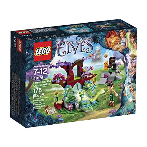 LEGO Elves Farran and the Crystal Hollow 41076 - 1