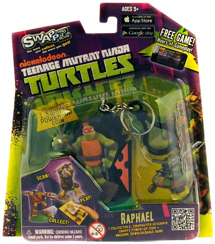 Swappz Teenage Mutant Ninja Turtles Raphael 1