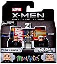 Marvel Minimates X-Men Days of Future Past Series 58 Mini Figure 2-Pack Professor X & Future Magneto