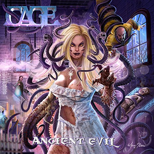Cage - Ancient Evil-2015-MCA int Download