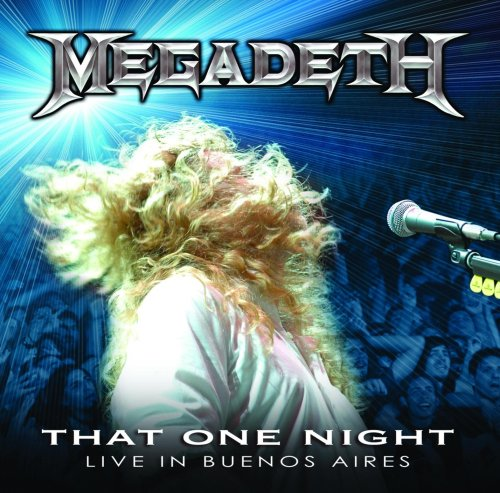 Megadeth - That One Night - Live in Buenos Aires - Zortam Music