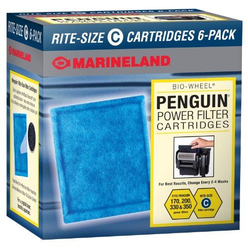 Marineland Rite-Size Cartridge C, 6-Pack images