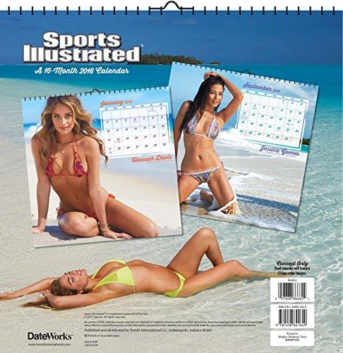 Sports Illustrated Swimsuit 2016 Calendar