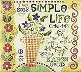 Simple Life 2015 Calendar