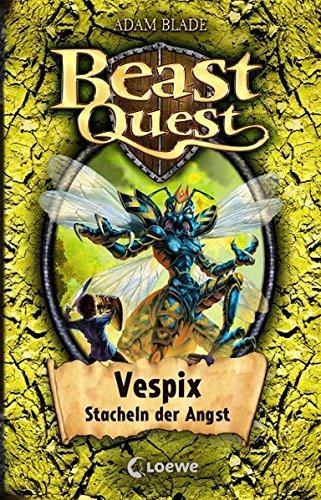 Beast Quest 36. Vespix, Stacheln der Angst