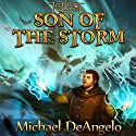 Son of the Storm: Tales of Tellest Book 2 Audiobook by Michael DeAngelo Narrated by Brandon McKernan