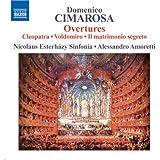 Cimarosa: Overtures, Vol. 1