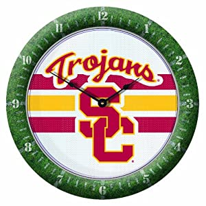 Buy NCAA USC Trojans Game Time Clock by WinCraft