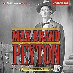 Peyton Audiobook