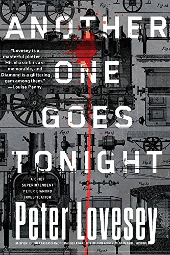 Another One Goes Tonight (A Detective Peter Diamond Mystery)