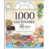 1,000 Gluten-free Recipes (1,000 Recipes)by Carol Fenster