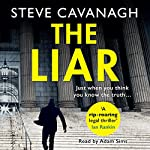 The Liar | Steve Cavanagh
