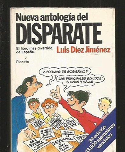 Nueva Antología Del Disparate descarga pdf epub mobi fb2