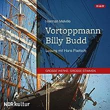 Vortoppmann Billy Budd Hörbuch von Herman Melville Gesprochen von: Hans Paetsch