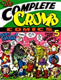 The Complete Crumb Comics: Happy Hippy Comix: 5