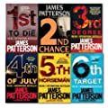 James Patterson Women's Murder Club Series Collection 6 Books Set Pack (1 to 6)