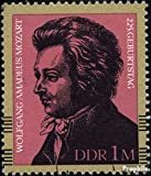 DDR 2572 (complete.issue) fine used / cancelled 1981 Wolfgang Amadeus Mozart (Stamps for collectors)