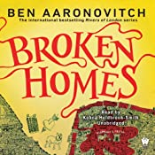 Broken Homes: A Rivers of London Novel | [Ben Aaronovitch]