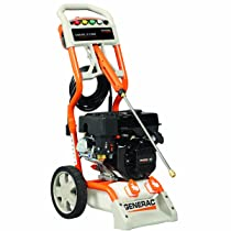 Generac 6024 3,100 PSI 2.7 GPM Gas Pressure Washer