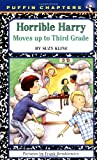 Horrible Harry Moves Up to Third Grade (0140389725) by Kline, Suzy