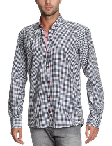 Selected 16022503 Mens Casual Shirt Blue  XL