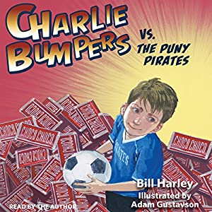 Charlie Bumpers vs. the Puny Pirates Audiobook