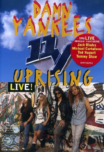 Damn Yankees - Uprising: Live! (Night Ranger Dvd compare prices)