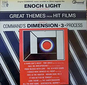Enoch Light: Great Themes from Hit Films
