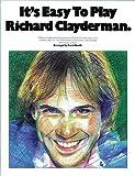 It'S Easy To Play Richard Clayderman Book 1