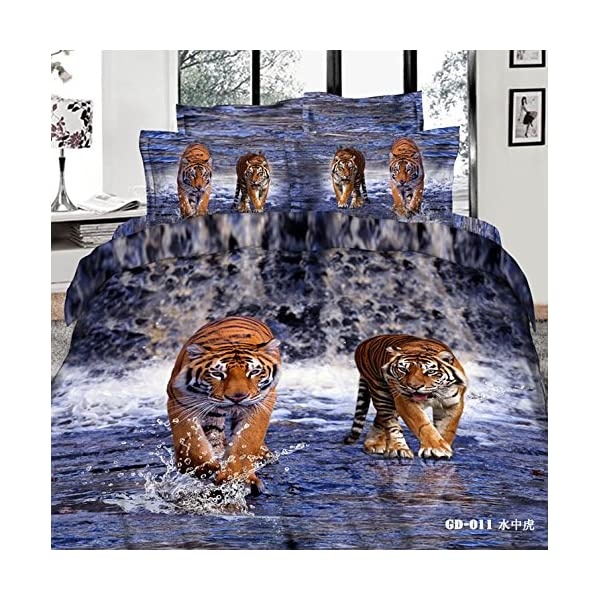 3d Bed Sets Animal Themed The Latest Look In Stunning