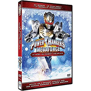 Power Rangers Megaforce - Vol. 1 : Le Noël de Robo-Chevalier