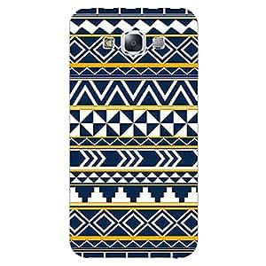 Jugaaduu Aztec Girly Tribal Back Cover Case For Samsung Galaxy A5
