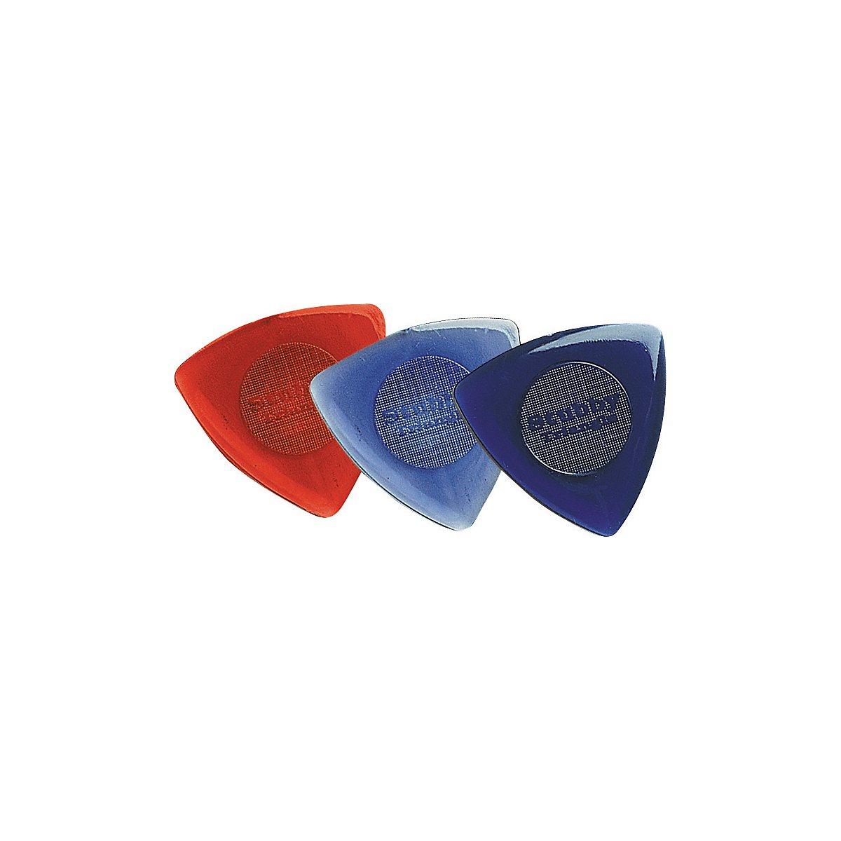 Dunlop Tri Stubby Guitar Picks 6-Pack 2.0 mm dunlop winter maxx wm01 225 55 r17 101t