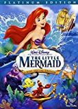 The Little Mermaid 2 Dics Special Edition DVD 2006