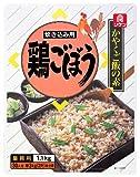 リケン かやくご飯の素 炊き込み用鶏ごぼう 1.1kg