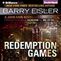 Redemption Games: John Rain, Book 4 Audiobook by Barry Eisler Narrated by Barry Eisler
