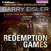 Redemption Games | Barry Eisler