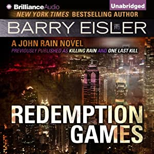Redemption Games Audiobook