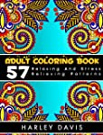Adult Coloring Book: 57 Relaxing And...
